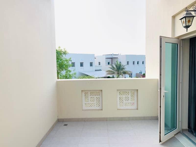 2 Spacious 3 BR villa for rent in Al Furjan in 100000