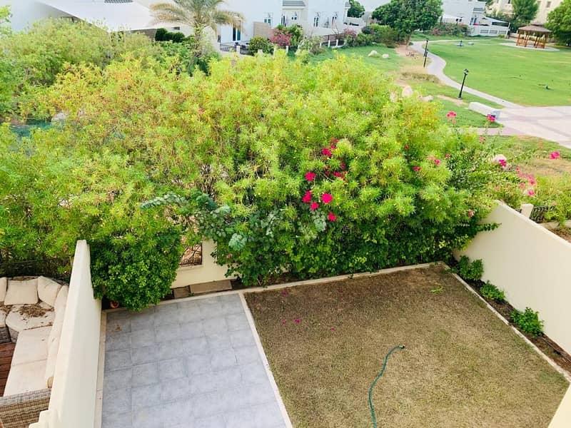 19 Spacious 3 BR villa for rent in Al Furjan in 100000