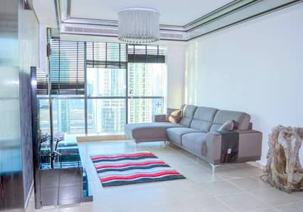 2 Bedroom Apartment for Rent in Jumeirah Lake Towers (JLT), Dubai - Exquisite 2 BHK Apartment with Stunning view    Best deal