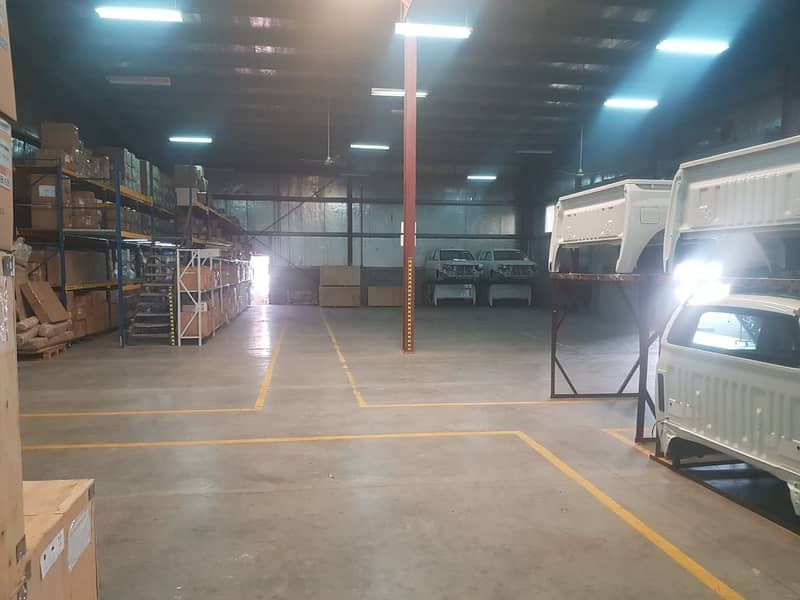 No Commission!Direct From owner! High ROI of 8% Warehouse for sale 10800 sqft New Warehouse in DIP2