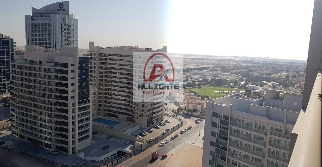 2 Sports City | Fully Furnished | Dewa Connected