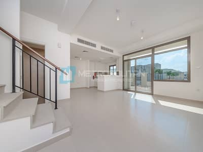 3 Bedroom Townhouse for Sale in Town Square, Dubai - 3 Bedroom plus Maid| Green belt View |Single Row