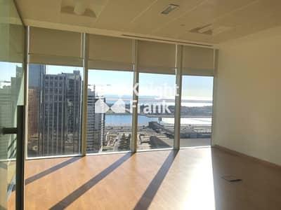 مکتب  للايجار في كابيتال سنتر، أبوظبي - Fitted Office Space / Capital Centre District