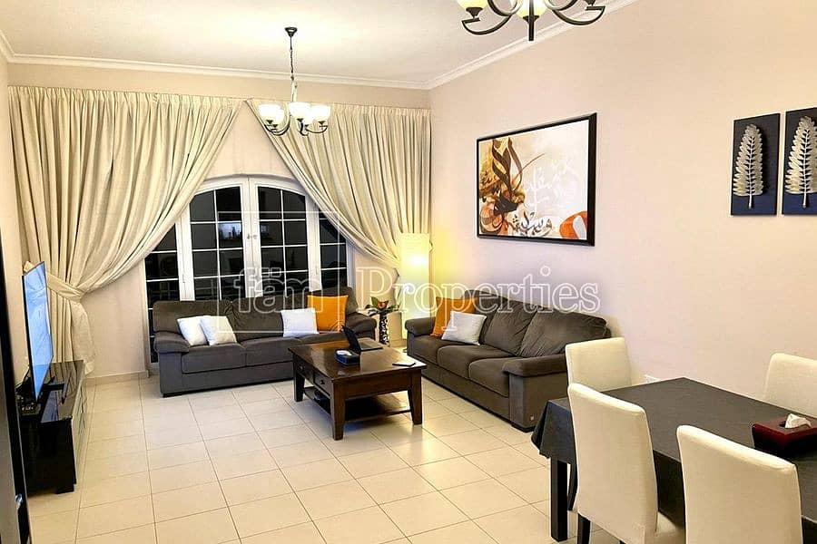 2 2 Bedroom + Maid- furnished- RITAJ E