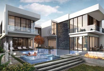 فیلا 5 غرف نوم للبيع في داماك هيلز (أكويا من داماك)، دبي - Ready Townhouse In Damac Hills  Golf Course View