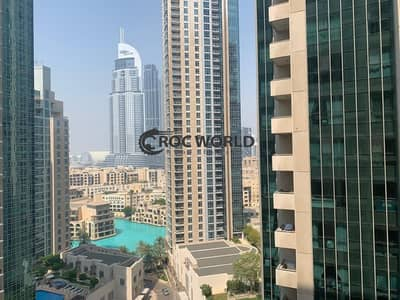 Studio for Rent in Downtown Dubai, Dubai - Beautiful Fully Furnished | Studio Apartment | Amazing View