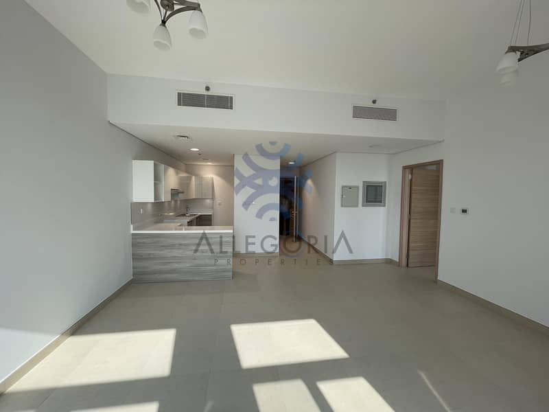 Spacious  1 Bed