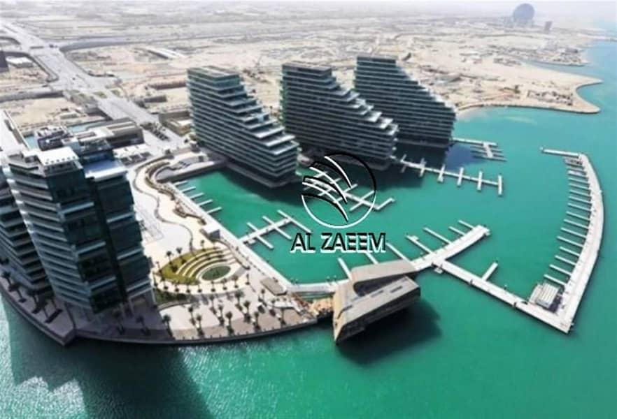 Full Sea View!  3BR Apartment in Al Bandar   Vacant Soon