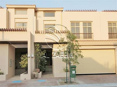 3 Bedroom Villa for Sale in Al Raha Golf Gardens, Abu Dhabi - Move-in Ready | Cheapest 3BR Townhouse