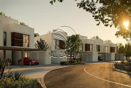 3 Bedroom Villa for Sale in Yas Island, Abu Dhabi - HOT DEAL | Single Row 3BR at a Very Low Price!