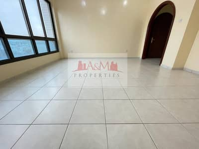 ONE MONTH FREE.: Two Bedroom Apartment with Balcony for AED 45