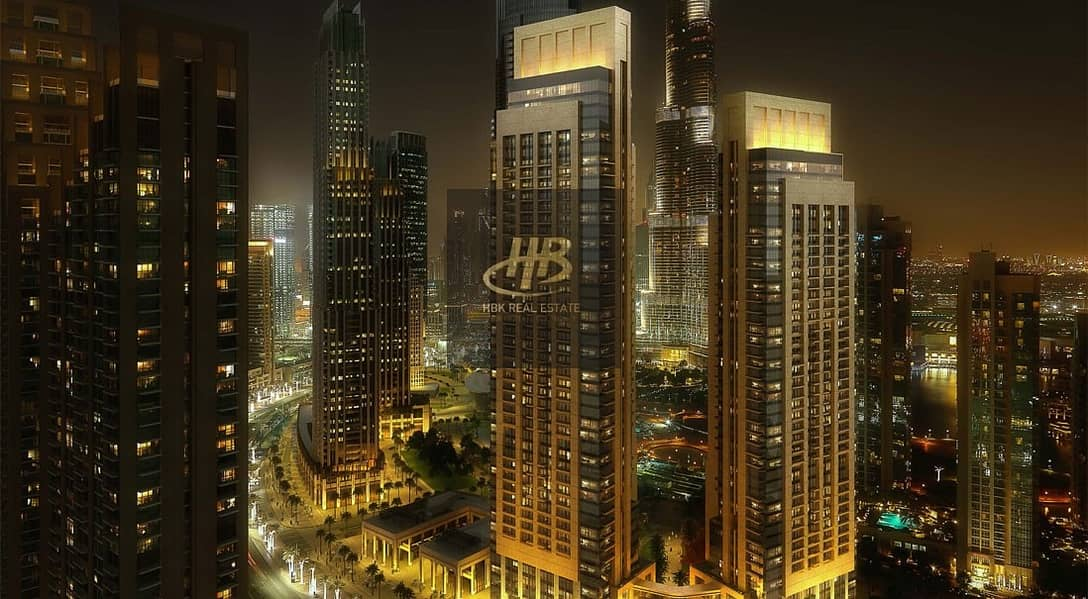 2 Special Offer I DLD Waiver I 3 Years Post handover I Burjkhalifa View