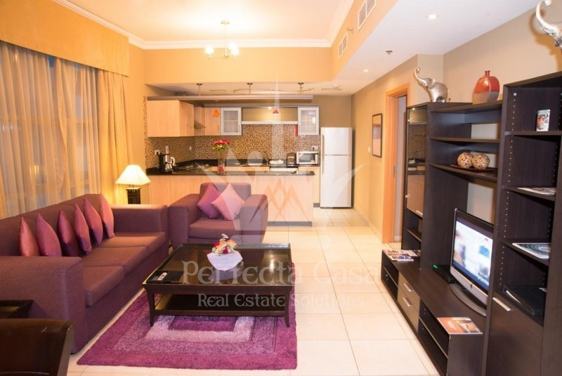 Great Offer Fully Furnished 1 Bedroom apartment in Al Barsha