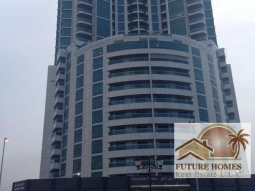 Three Bedroom Flat For SALE In Corniche Tower