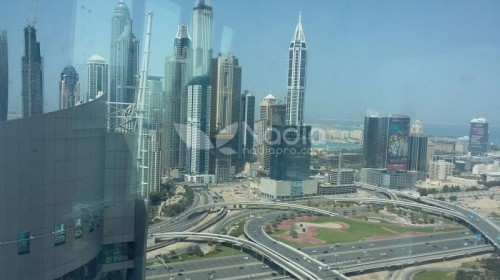 Shell and Core Office,  Jumeirah Bay X2 , JLT, Lake View
