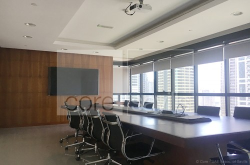 Fitted office on mid floor in JBC 1, JLT