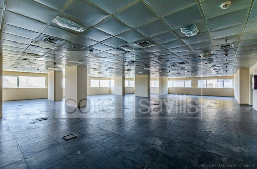 High quality fitted office in Corniche Road