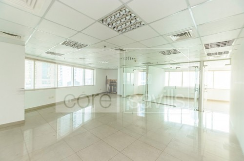 Fitted office available in HDS Tower, JLT