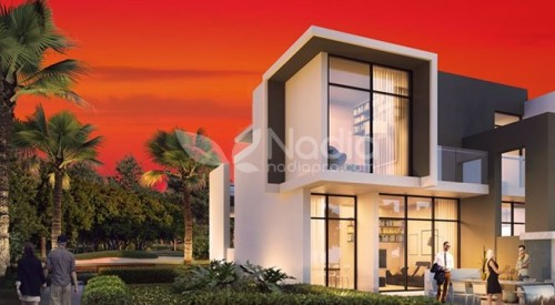 3 Bedroom Villa in Akoya Oxygen with Payment Plan
