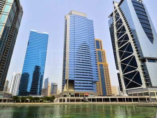 Office space for rent in HDS Tower - JLT
