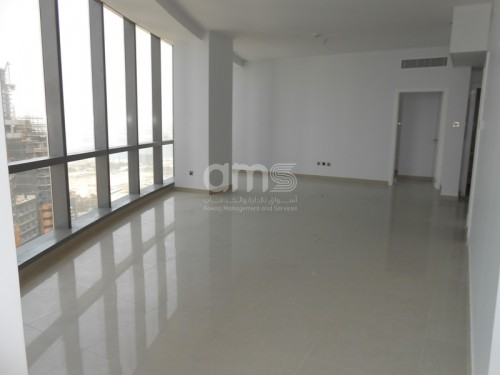 New Offer for a lovely 2BR apartment in Etihad Towers. No Commission