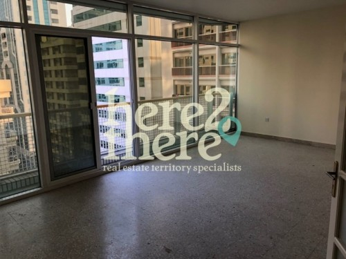 Vibrant 2BR+Maid with Facilities in TCA