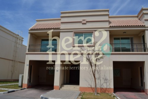 Lovely Three Bedroom Villa in a Compound