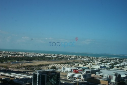 Regal Tower Office Space Full Canal and SZR View!!
