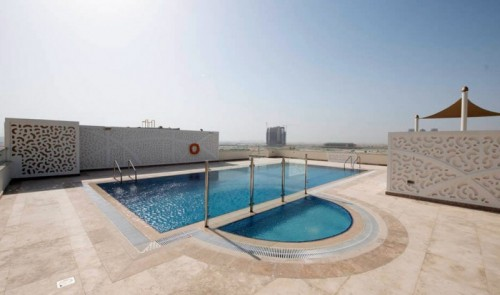 Perfectly 1 Bed Apartment in Platinum One, Arjan