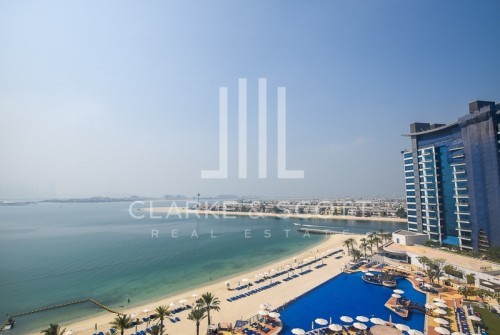 FULL SEA VIEW | Oceana 1 Bed | Unfurnished