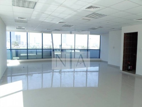 Fitted Office with Private Terrace in X3 Tower!