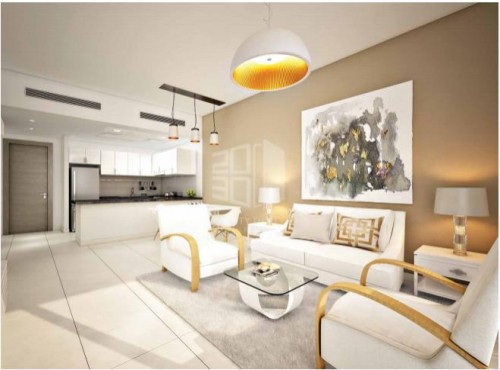 Off Plan 1 BR at Soho Square Residences.