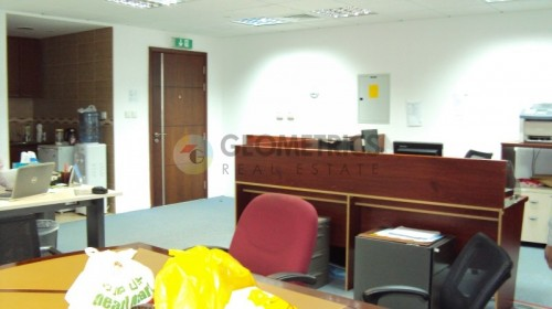 Fitted Office for rent in Jumeirah Lake Towers 4 cheques