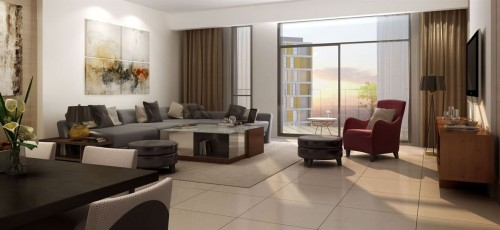 High-Class Locality 1 Bedroom with Balcony - Dania District