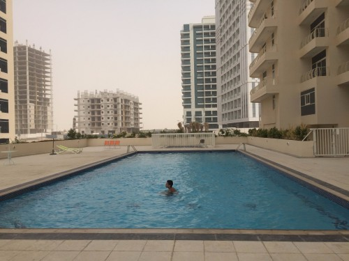 Full Furnished 1 Bedroom Apartment at Royal Residence