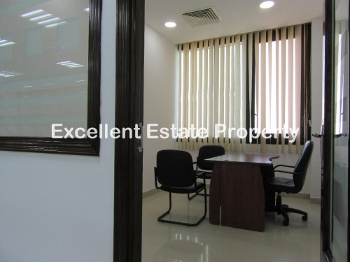 FEW UNITS SEA VIEW SEMI FURNISHED OFFICES - 20,000 AED