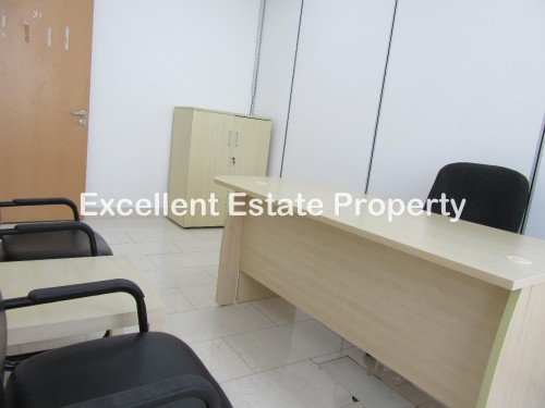 AMAZING VIEW FURNISHED OFFICE LAST UNIT - 22