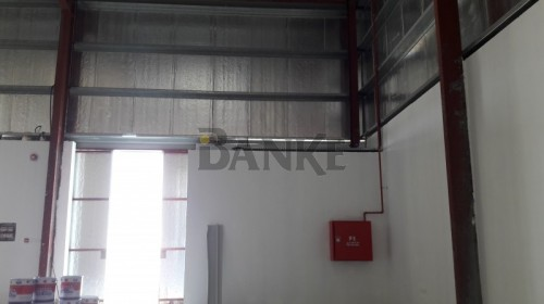 16,500 sq ft of a warehouse with Fantastic finish, 9 meter height, three phase Electricity