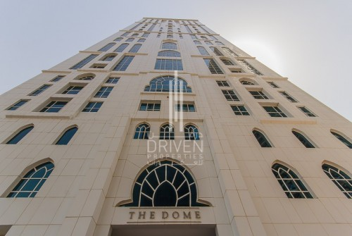 Shell and Core office in The Dome, JLT