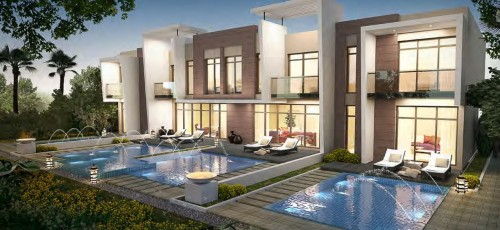 GET  YOUR GUARANTEED BRAND NEW MERCEDES BENZ CAR WITH 4 BEDROOM LUXURY VILLA AT AKOYA OXYGEN