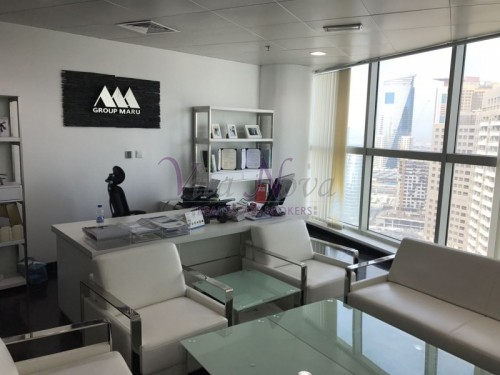GREAT DEAL! FULLY FITTED OFFICE SPACE IN SMART HEIGHTS