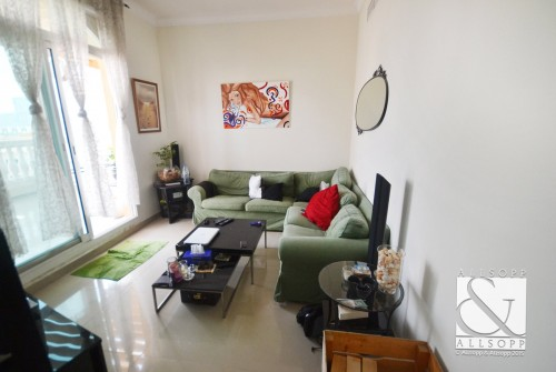 Plaza Residence | Two Bedrooms | Terrace