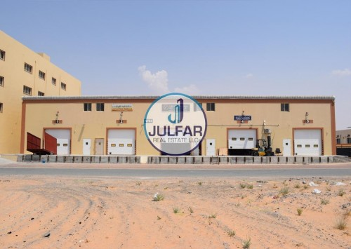 Spacious Warehouse for RENT in Umm Al Quwain