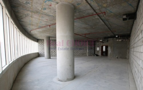 Spacious Shell and Core Office | Middle Floor Unit