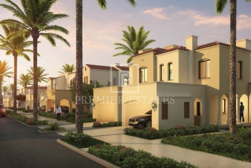 5% Booking-3BR Townhouse-Flexi Payment Plan