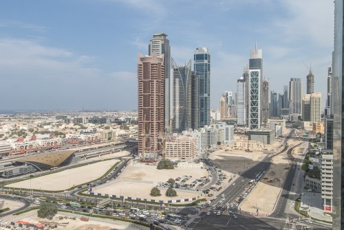 Shell and Core office space w/ SZR view