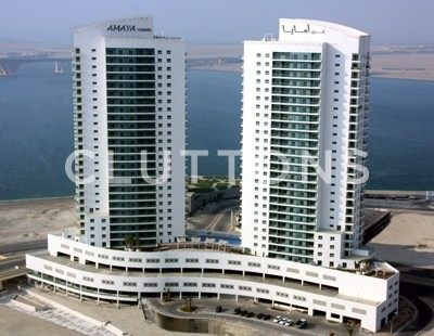 Stunning fully furnished two bedroom in the desirable Amaya Towers