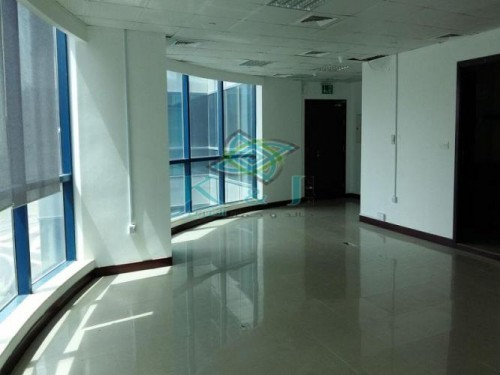 Vacant Fitted Office on the high floor at X2 Tower JLT