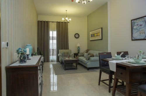 Charming 1 Bedroom+M Apt Wth Post Handover Payment Plan