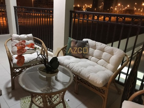 WOOOW !!! Spanish Style /Elegant 2 BHK Ready To Move In (JVC)
